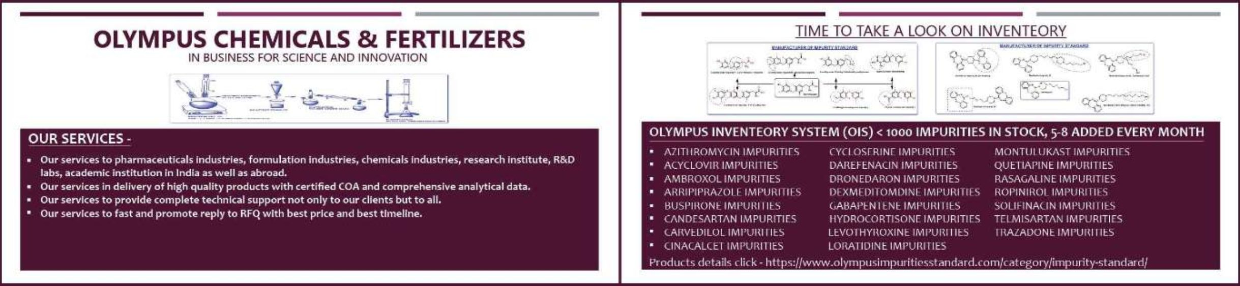 impurities-standard-supplier-olympus-chemicals-and-fertilizers-2